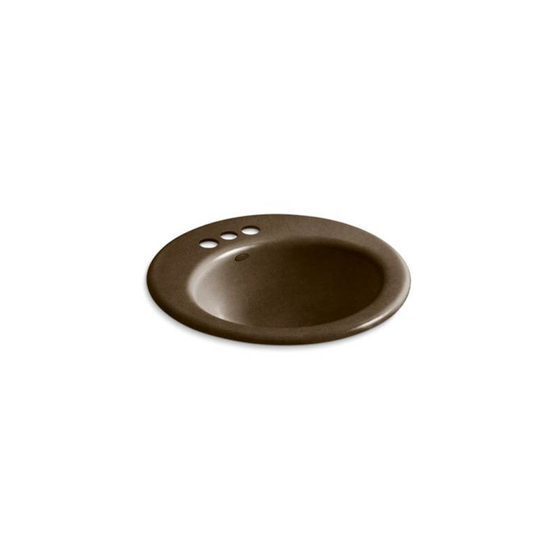 Kohler Drop In Bathroom Sinks item 2917-4-KA