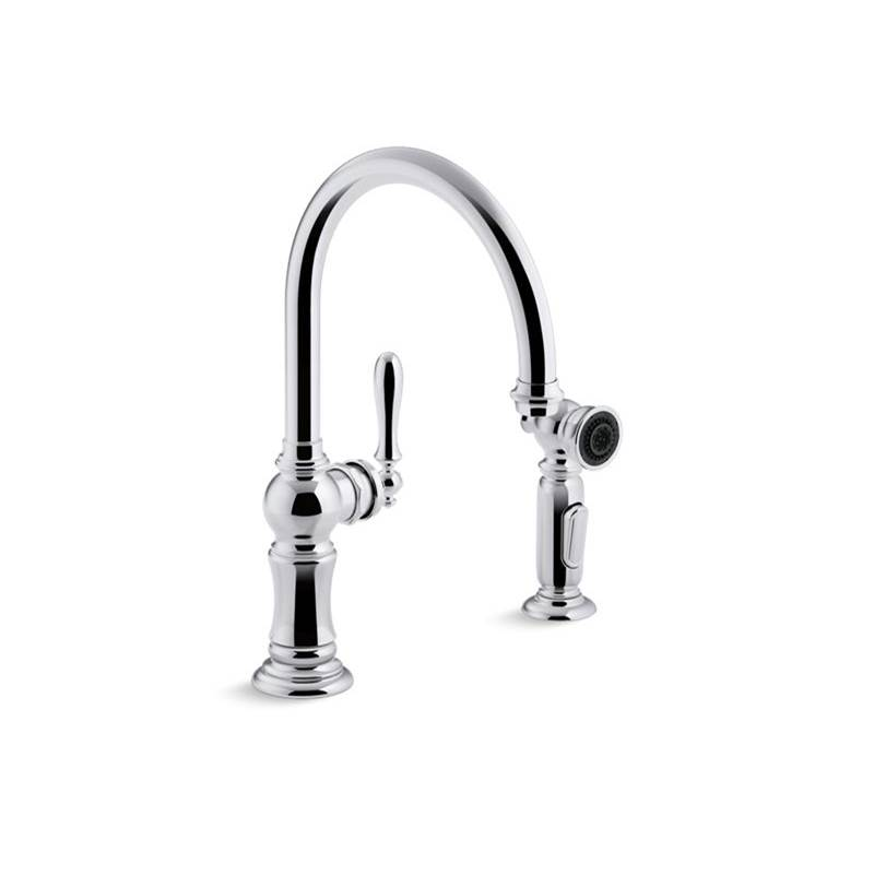 Kohler Deck Mount Kitchen Faucets item 99262-CP