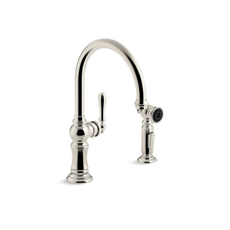 Kohler Deck Mount Kitchen Faucets item 99262-SN