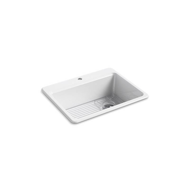 Kohler Drop In Kitchen Sinks item 8668-1A1-0