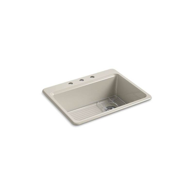 Kohler Drop In Kitchen Sinks item 8668-3A1-G9