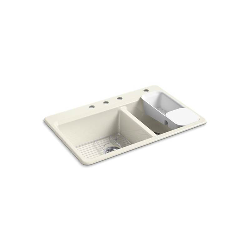 Kohler Drop In Kitchen Sinks item 8669-4A2-96