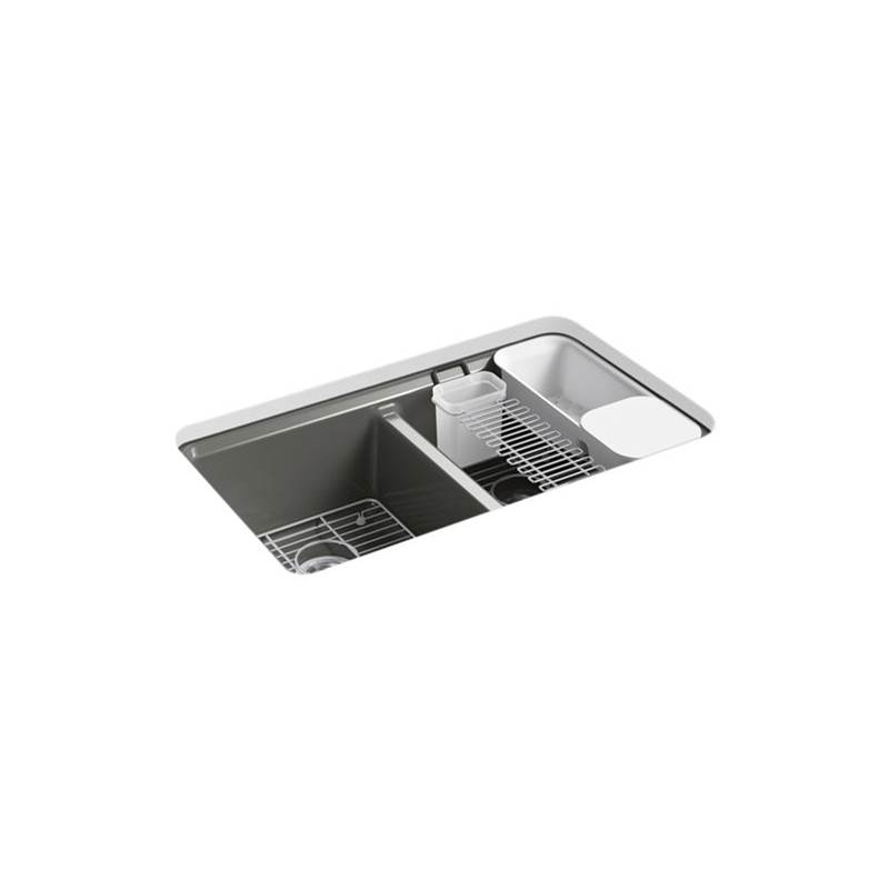 Kohler Undermount Kitchen Sinks item 8679-5UA3-58
