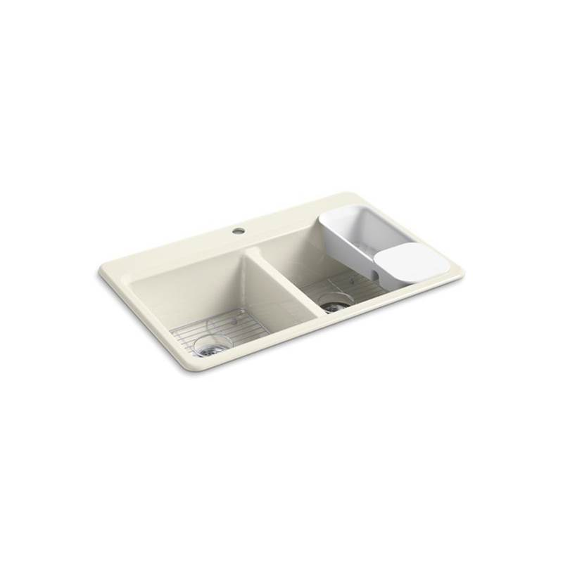 Kohler Drop In Kitchen Sinks item 8679-1A2-96