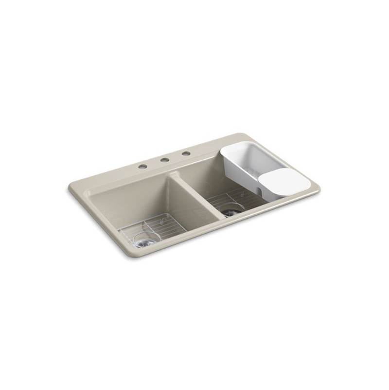 Kohler Drop In Kitchen Sinks item 8679-3A2-G9