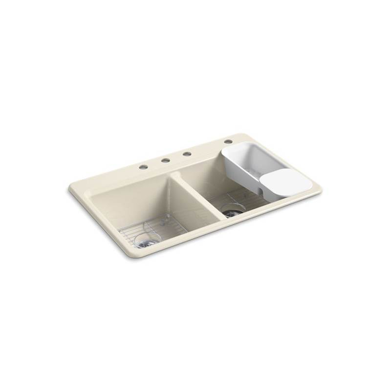 Kohler Drop In Kitchen Sinks item 8679-4A2-47