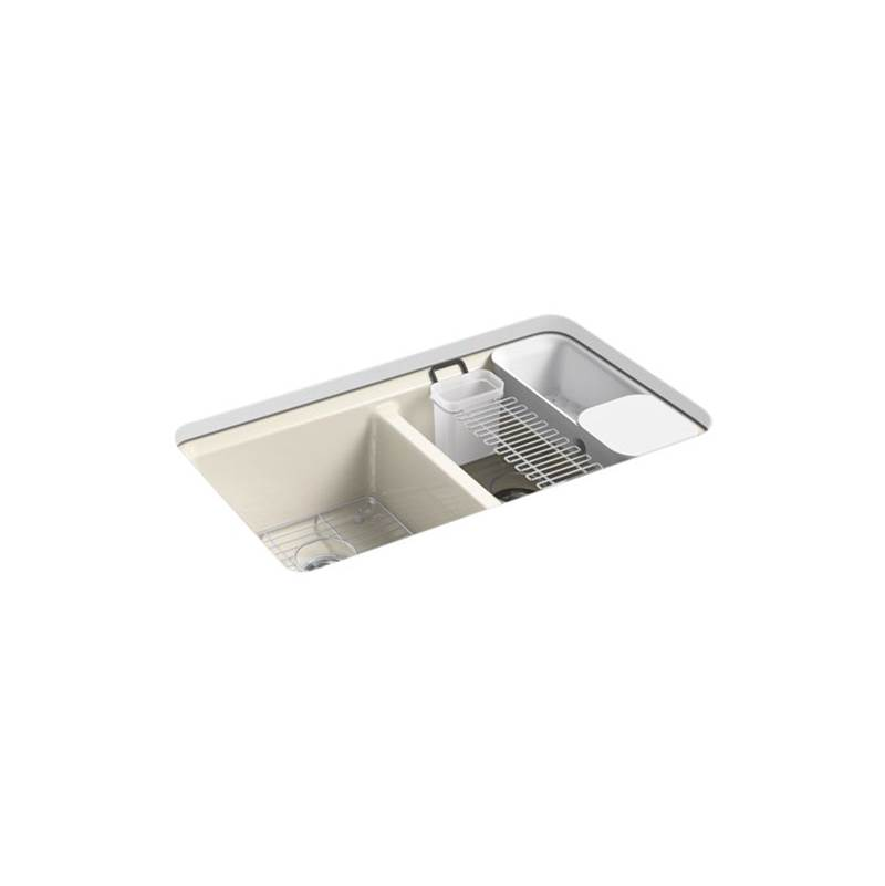 Kohler Undermount Kitchen Sinks item 8679-5UA3-47