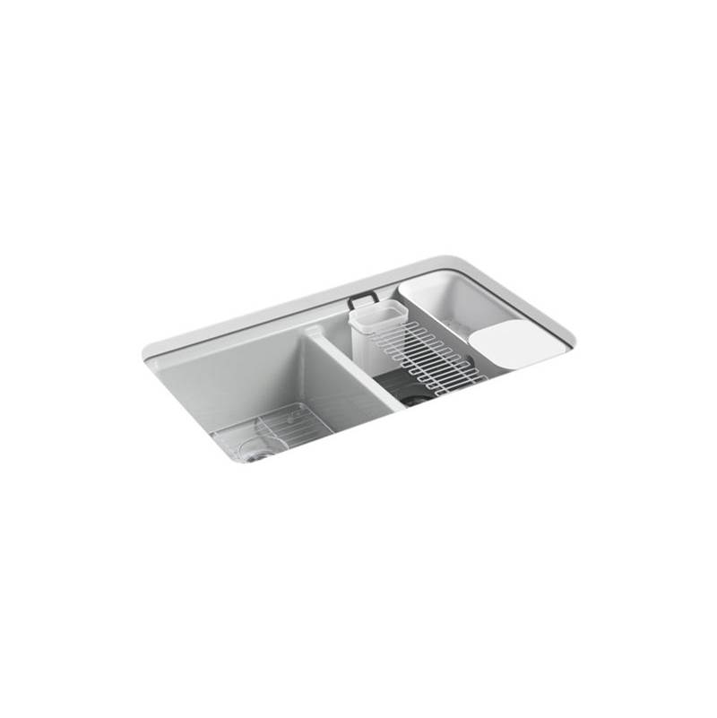 Kohler Undermount Kitchen Sinks item 8679-5UA3-95