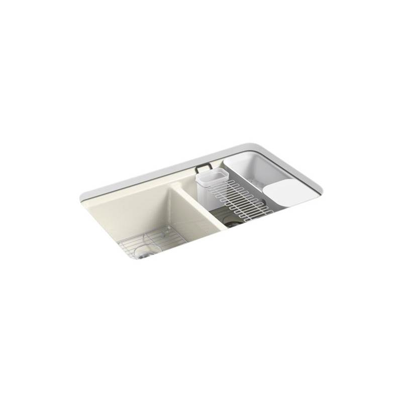 Kohler Undermount Kitchen Sinks item 8679-5UA3-96