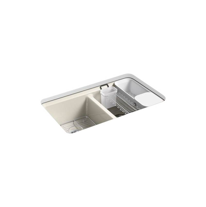 Kohler Undermount Kitchen Sinks item 8679-5UA3-FD