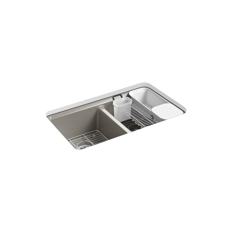 Kohler Undermount Kitchen Sinks item 8679-5UA3-K4