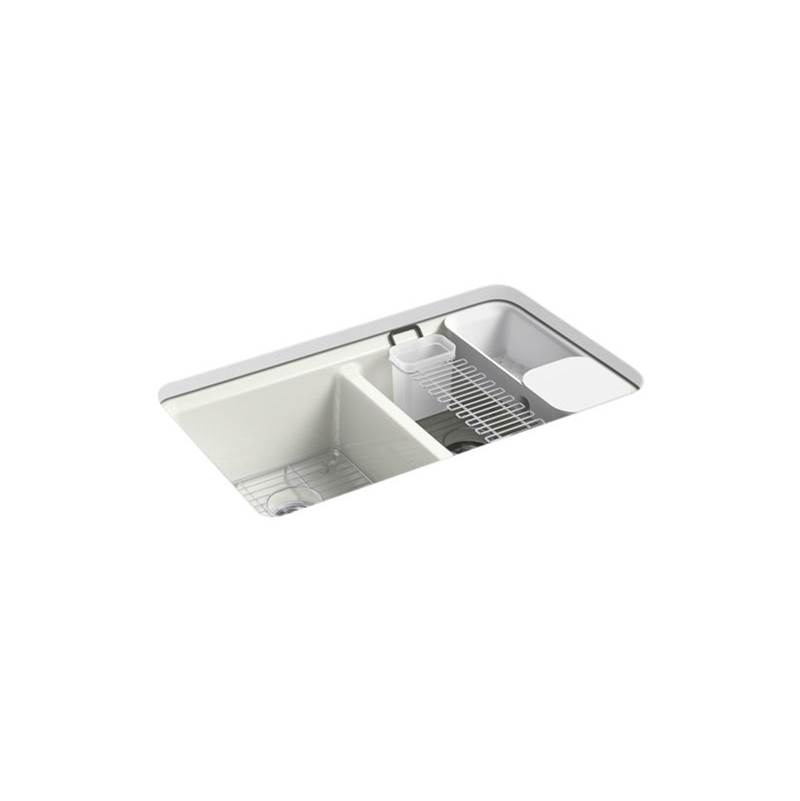 Kohler Undermount Kitchen Sinks item 8679-5UA3-NY