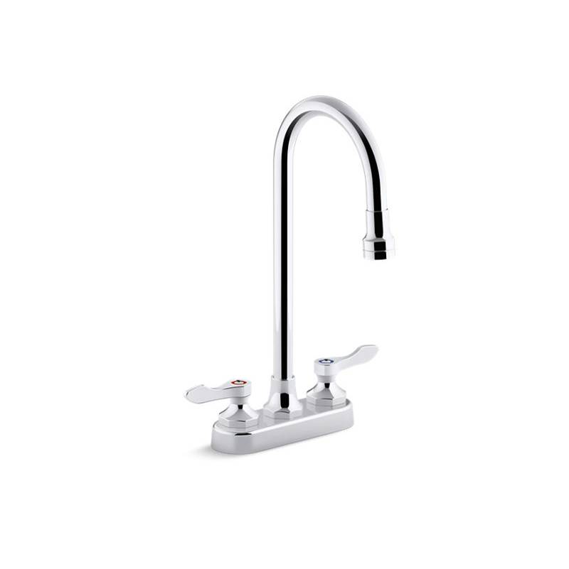 Kohler Centerset Bathroom Sink Faucets item 400T70-4AKL-CP