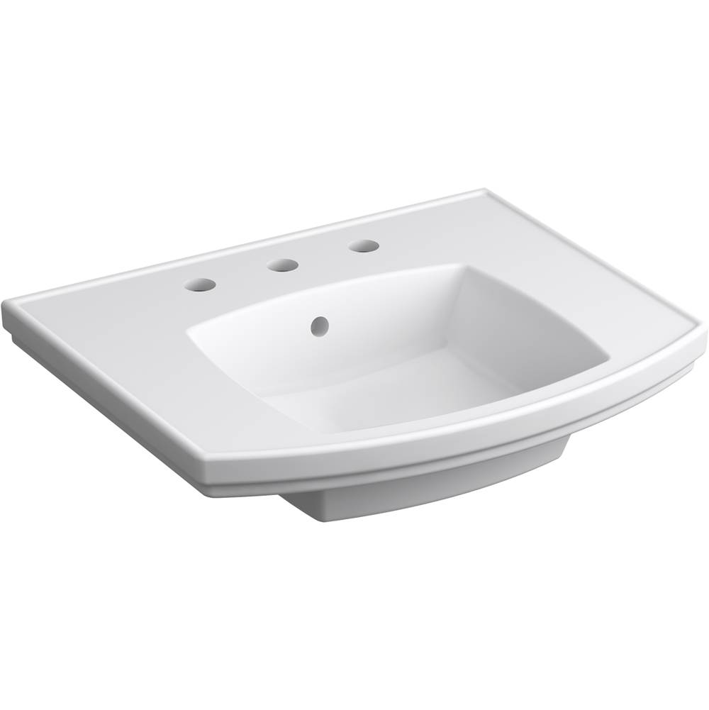 Kohler Complete Pedestal Bathroom Sinks item 24051-8-0