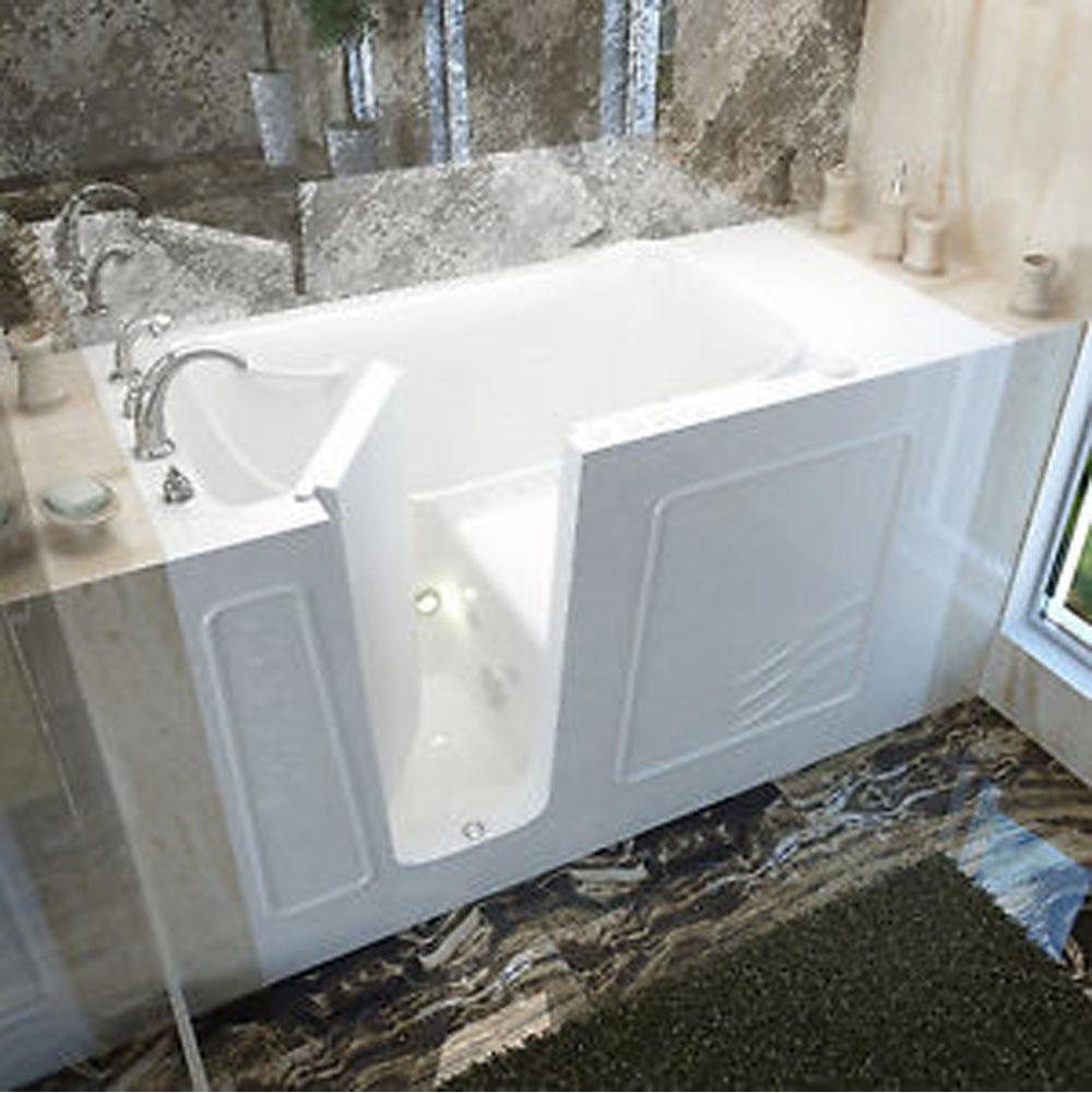 Meditub Walk In Whirlpool Bathtubs item 3060WIRWH
