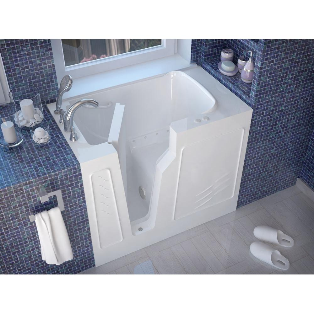 Meditub Walk In Air Bathtubs item 2646LWA