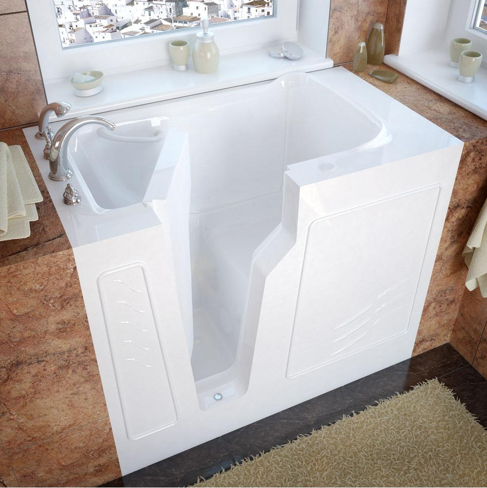 Meditub Walk In Soaking Tubs item 2646LWS