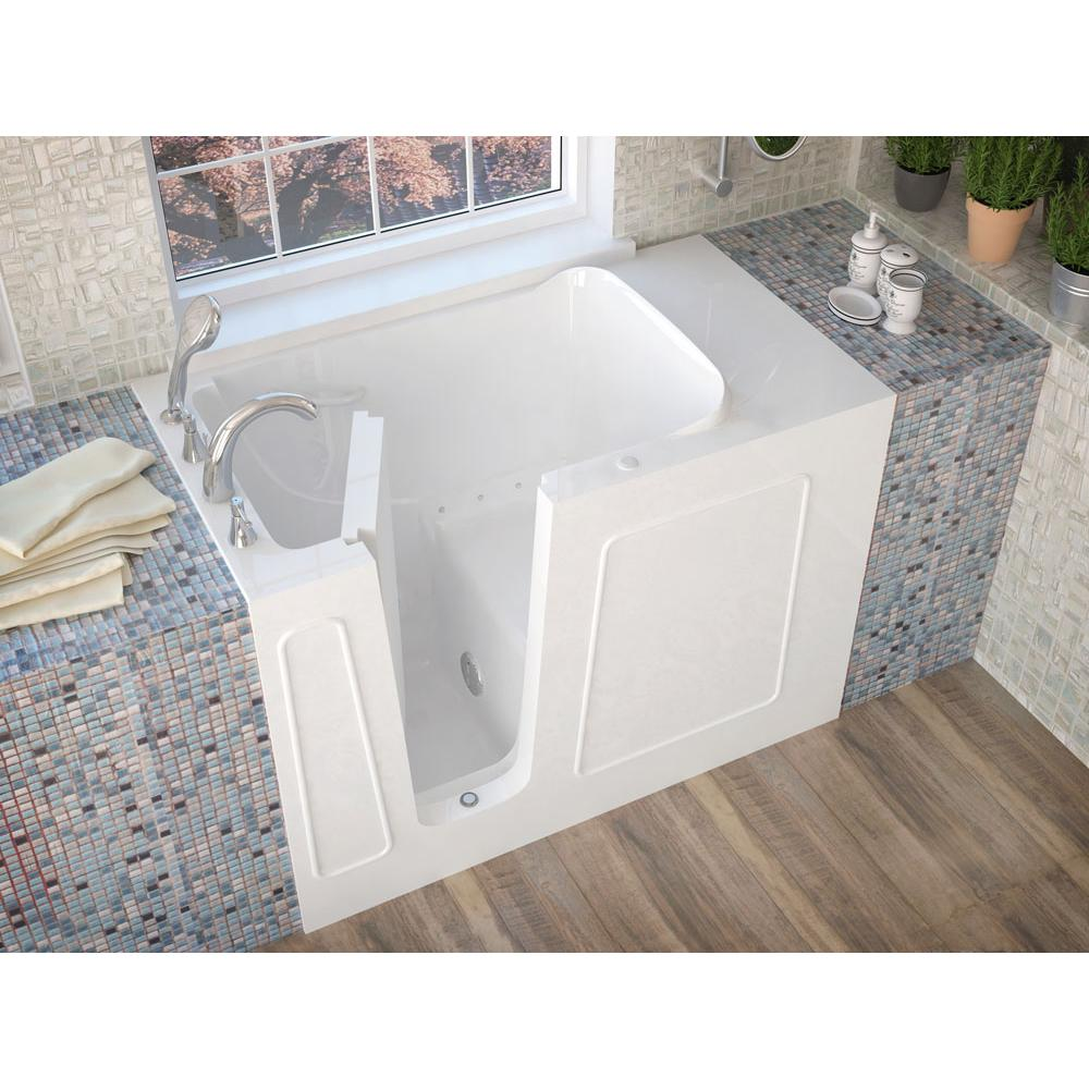 Meditub Walk In Air Bathtubs item 2653LWA