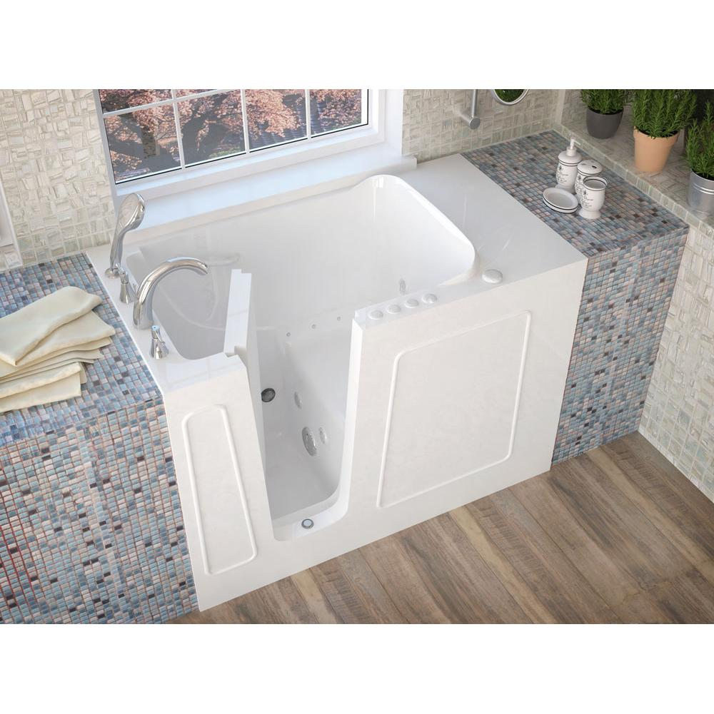 Meditub Walk In Air Whirlpool Combo item 2653LWD