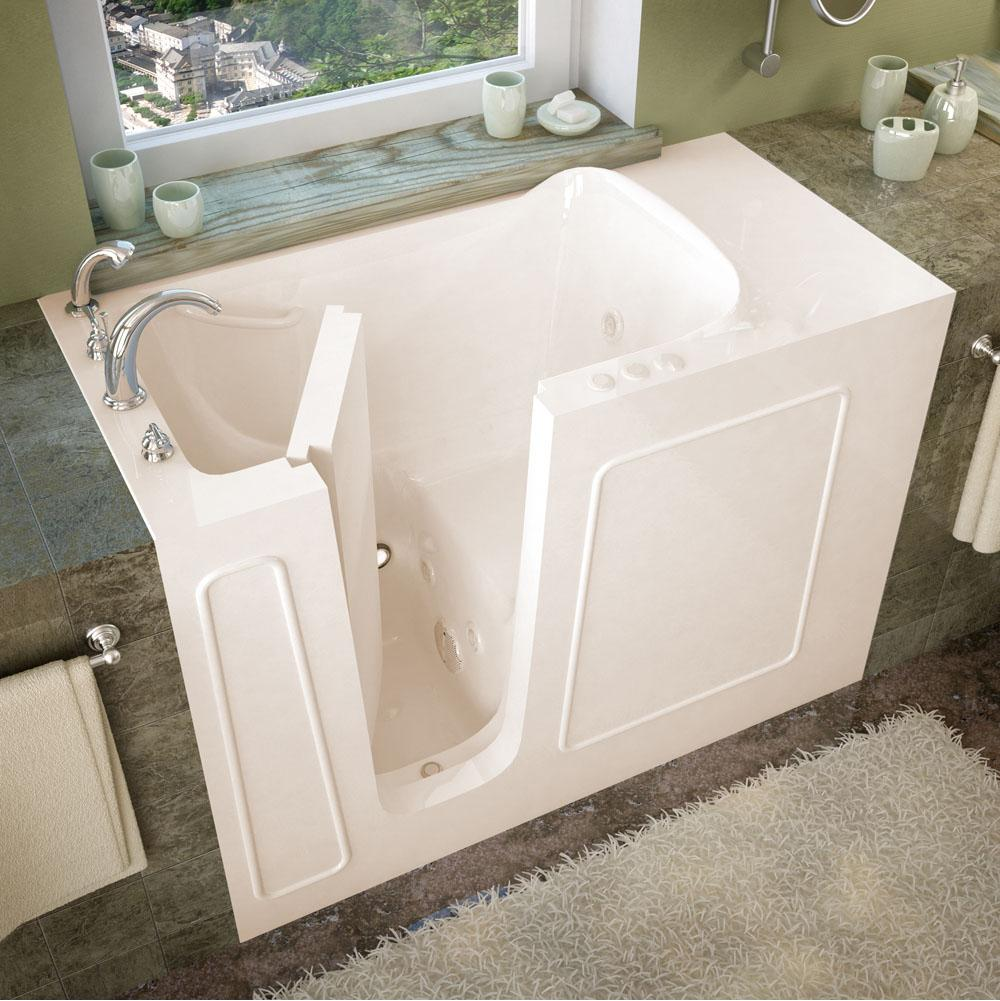 Meditub Walk In Whirlpool Bathtubs item 2653LBH