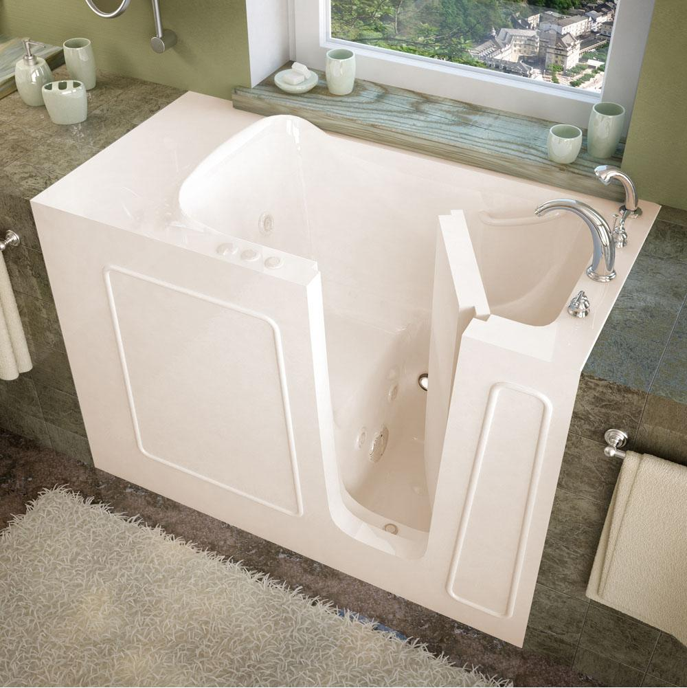 Meditub Walk In Whirlpool Bathtubs item 2653RBH