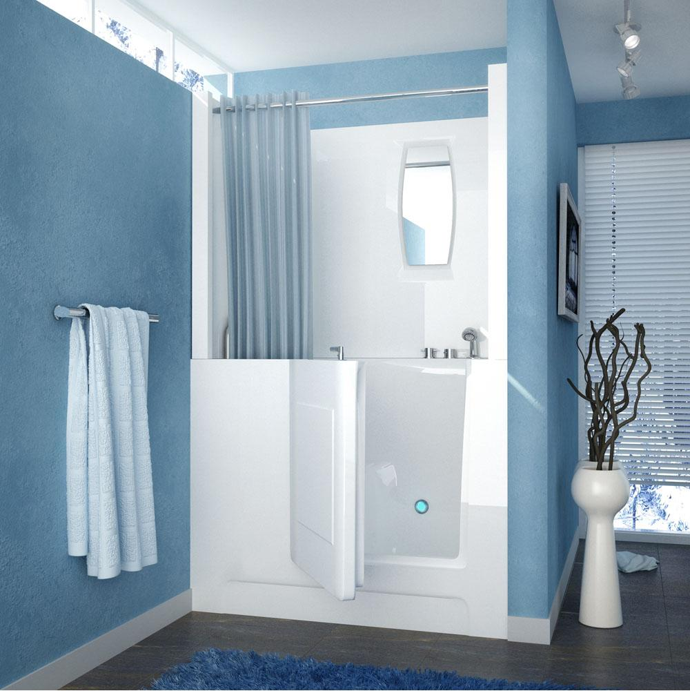 Meditub Walk In Soaking Tubs item 2747RWS