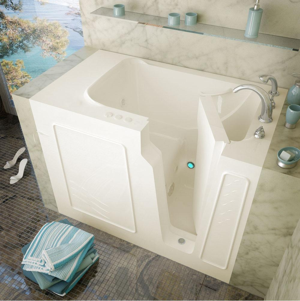 Meditub Walk In Whirlpool Bathtubs item 2952LBH