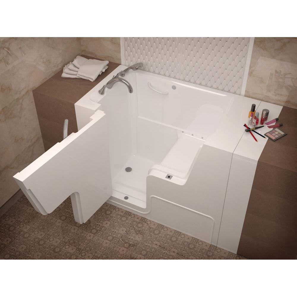 Meditub Walk In Air Bathtubs item 2953WCALWA