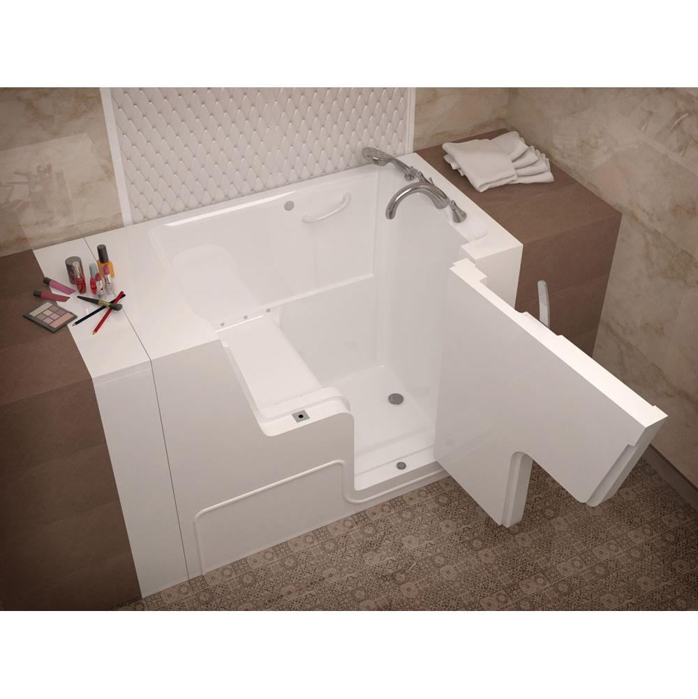 Meditub Walk In Air Bathtubs item 2953WCARWA