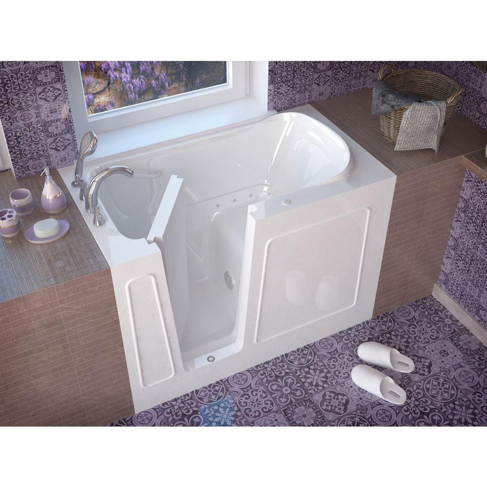 Meditub Walk In Air Bathtubs item 3054LWA