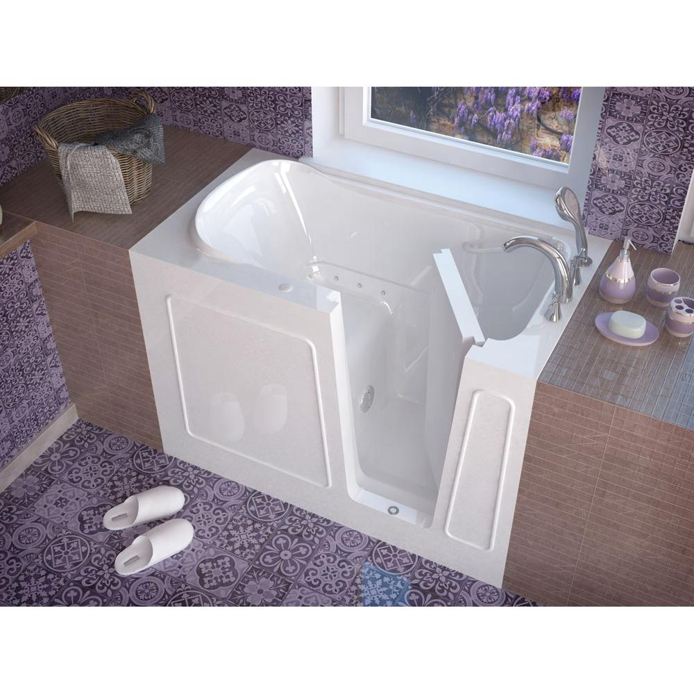 Meditub Walk In Air Bathtubs item 3054RWA