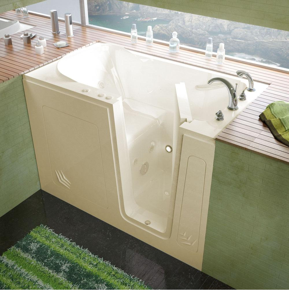 Meditub Walk In Whirlpool Bathtubs item 3054RBH