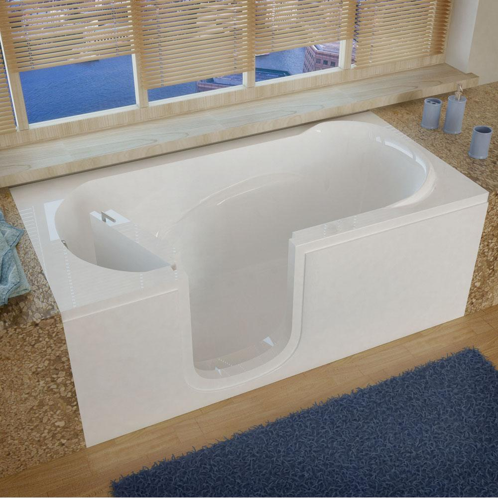 Meditub Walk In Soaking Tubs item 3060SILWS