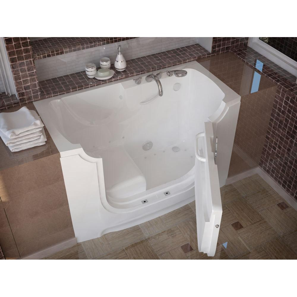 Meditub Walk In Air Bathtubs item 3060WCARWA