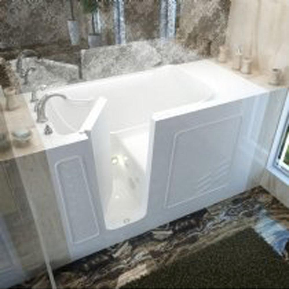 Meditub Walk In Whirlpool Bathtubs item 3060WILWH