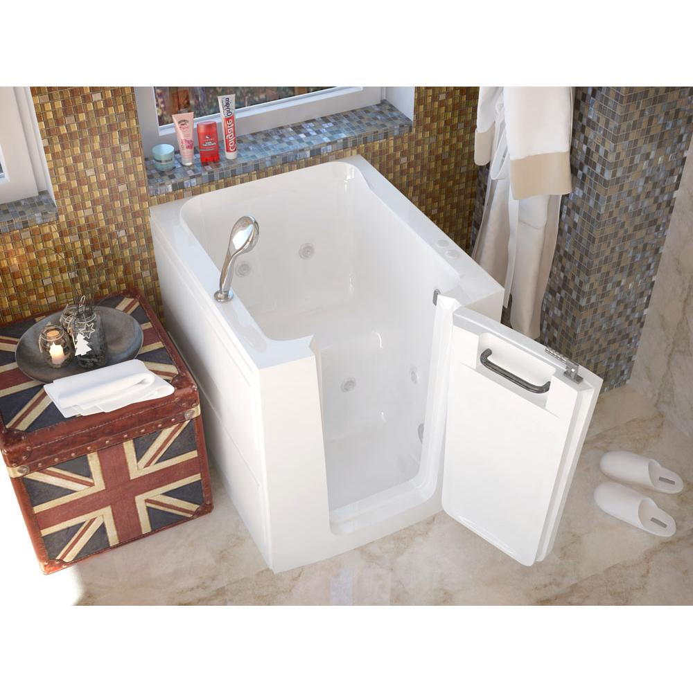 Meditub Walk In Whirlpool Bathtubs item 3238RWH