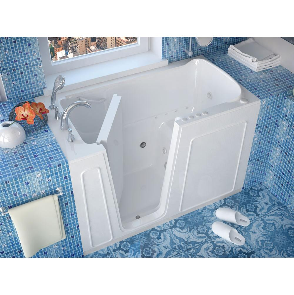 Meditub Walk In Air Whirlpool Combo item 3260LWD