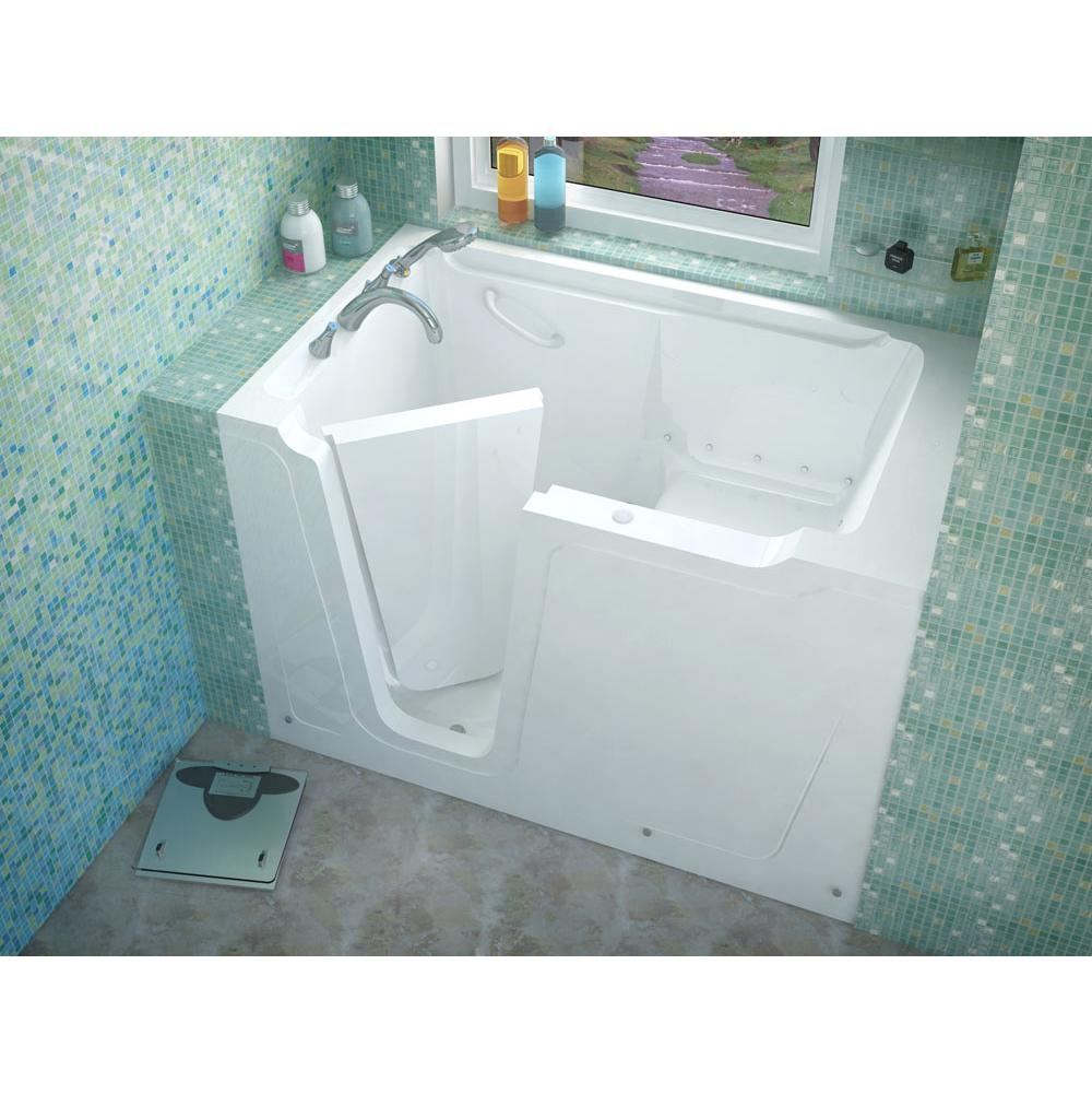 Meditub Walk In Air Bathtubs item 3660LWA