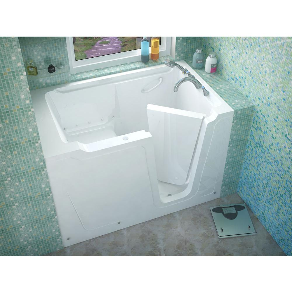 Meditub Walk In Air Bathtubs item 3660RWA