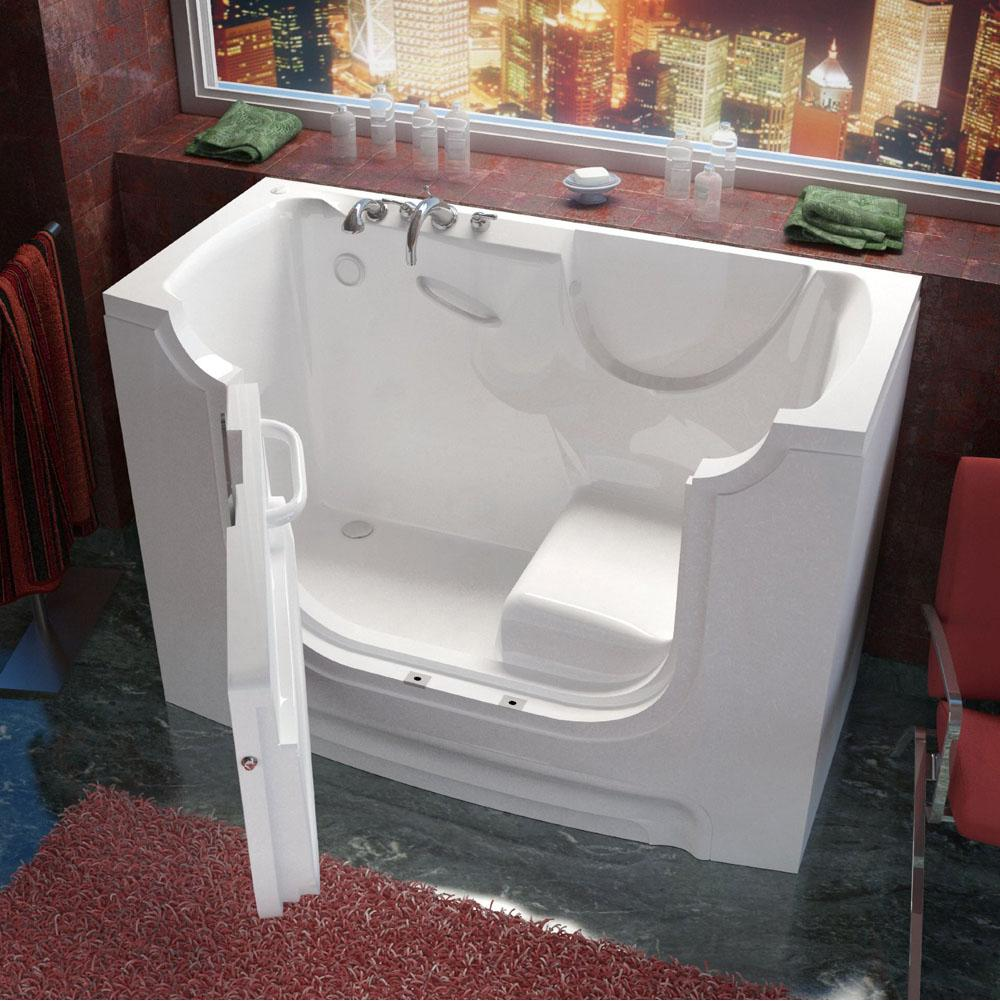 Meditub Walk In Soaking Tubs item 3060WCALWS