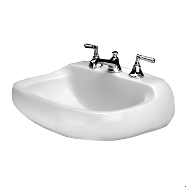 Mansfield Plumbing Wall Mount Bathroom Sinks item 201810080