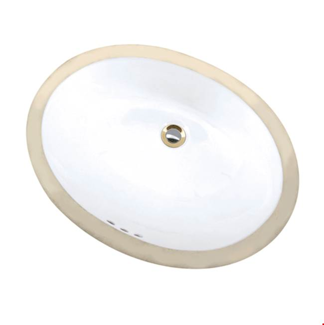 Mansfield Plumbing Undermount Bathroom Sinks item 217010570