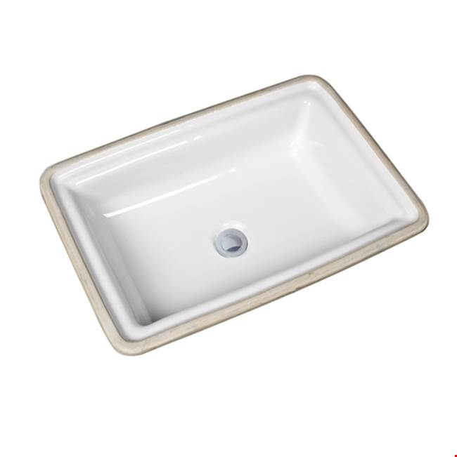 Mansfield Plumbing Undermount Bathroom Sinks item 234010001