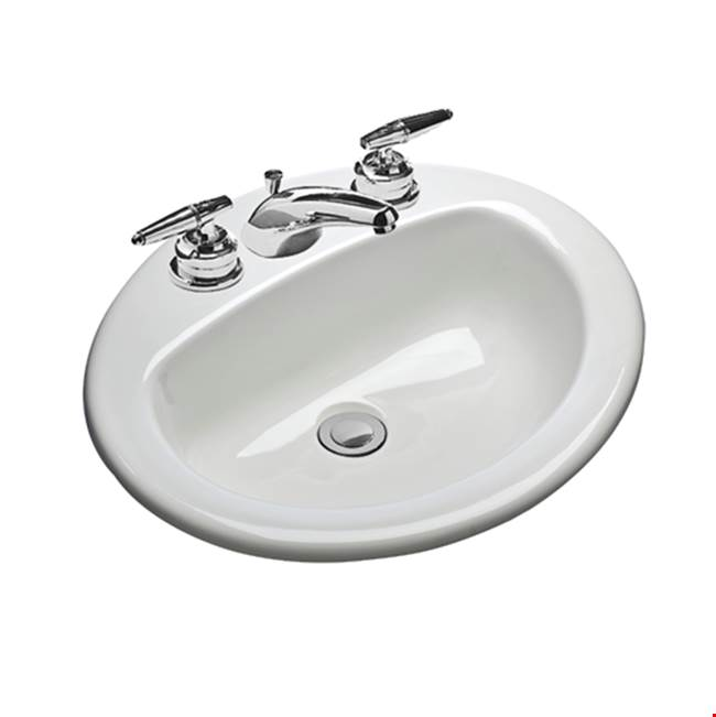 Mansfield Plumbing Drop In Bathroom Sinks item 237110000