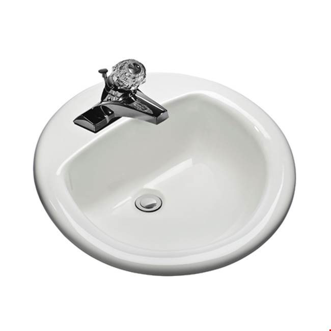 Mansfield Plumbing Drop In Bathroom Sinks item 239410500
