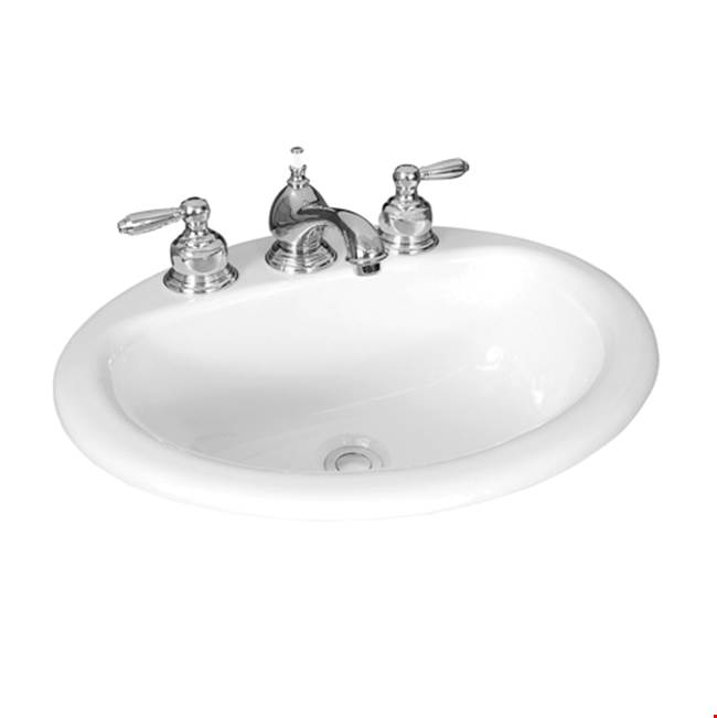 Mansfield Plumbing Drop In Bathroom Sinks item 251810500