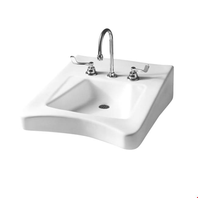 Mansfield Plumbing Wall Mount Bathroom Sinks item 315410040
