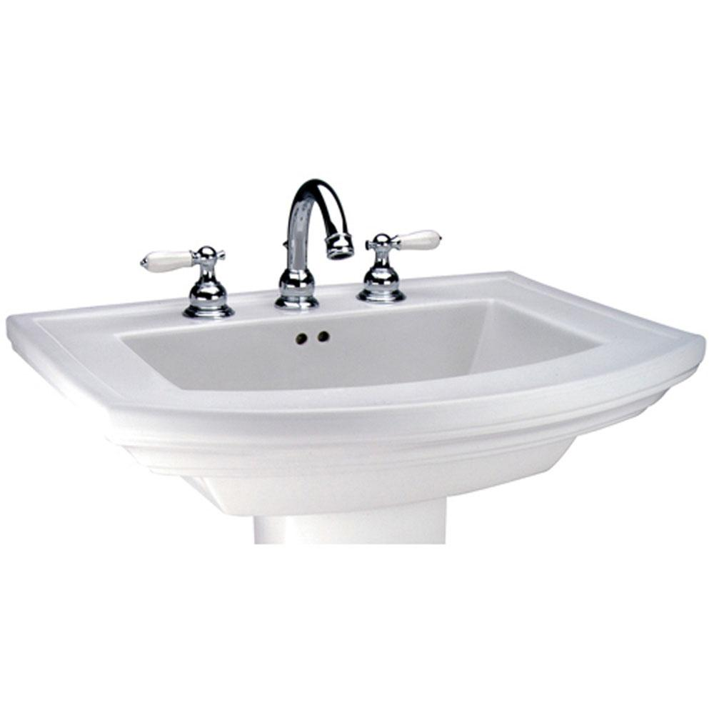 Mansfield Plumbing Vessel Only Pedestal Bathroom Sinks item 328104300