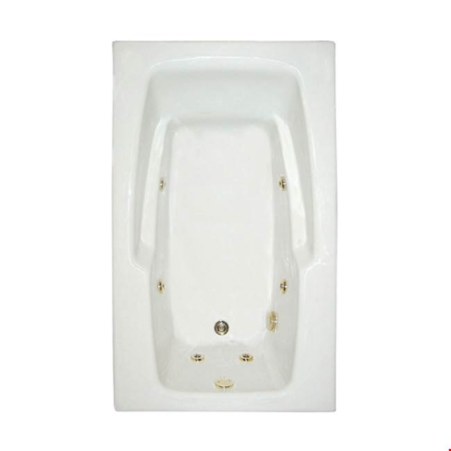 Mansfield Plumbing Drop In Whirlpool Bathtubs item 6018