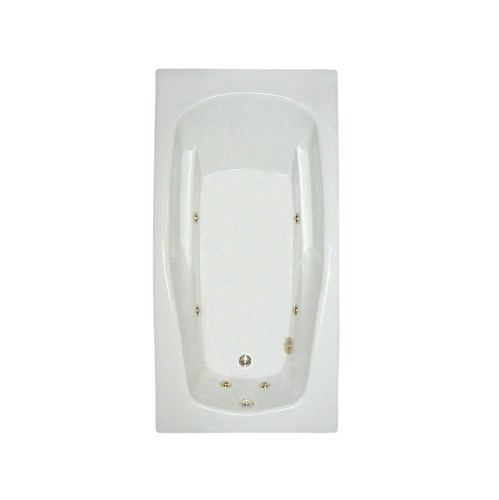 Mansfield Plumbing Drop In Whirlpool Bathtubs item 6021